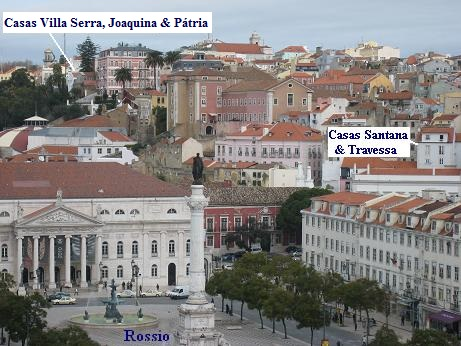Pena neighbourhood, Rossio, Lisboa